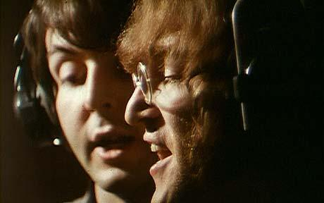 There Had Been Rumors Of John Lennon And Paul McCartney Getting Secretly Together For